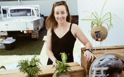Meet Elissa from Coolum Kokedama and My Resin Obsession