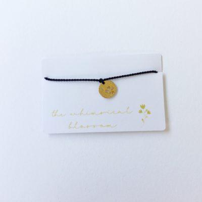 Blossom charm bracelet