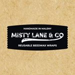 MISTY LANE & CO - Reusable beeswax Wraps