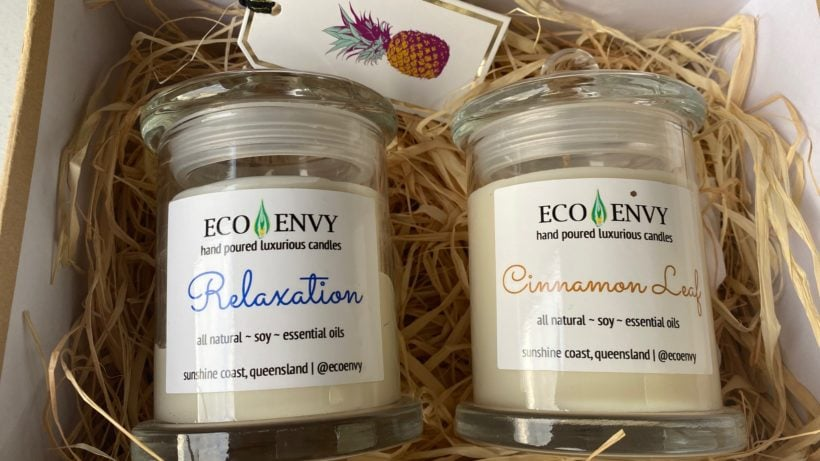 Eco Envy - Hand Poured Luxurious Candles